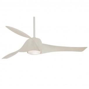 Minka Aire Artemis Ceiling Fan - White