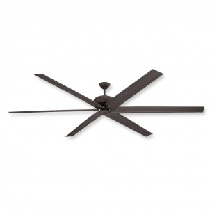 "Craftmade Colossus 96"" Ceiling Fan - Espresso - COL96ESP6"