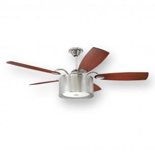 Ellington E-BAS54CH5LKRW Bastille Ceiling Fan