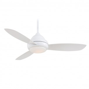 Minka Aire Concept 1 - F517-WH - White