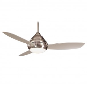 Concept I by Minka Aire Fans - F517-BN Brushed Nickel