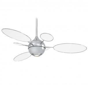 Minka Aire Cirque Ceiling Fan - F596-PN/TL