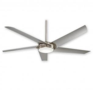 Minka Aire Raptor Modern Ceiling Fan - F617L-BN