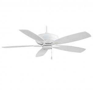 Minka Aire Kola Ceiling Fan F688-WH - White