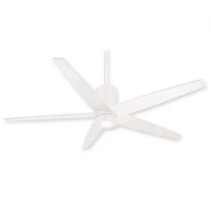 Symbio Ceiling Fan by Minka Aire - White - F828-WH