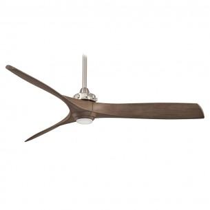 "Minka Aire 60"" Aviation LED - F853L-BN/AMP - Ash Maple Blades"