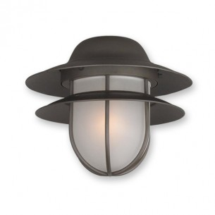 OLK67CFL-OB Nautical Fan Light - Oiled Bronze