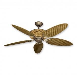 """52"""" Tiki Outdoor Ceiling Fan by Gulf Coast Fans"""