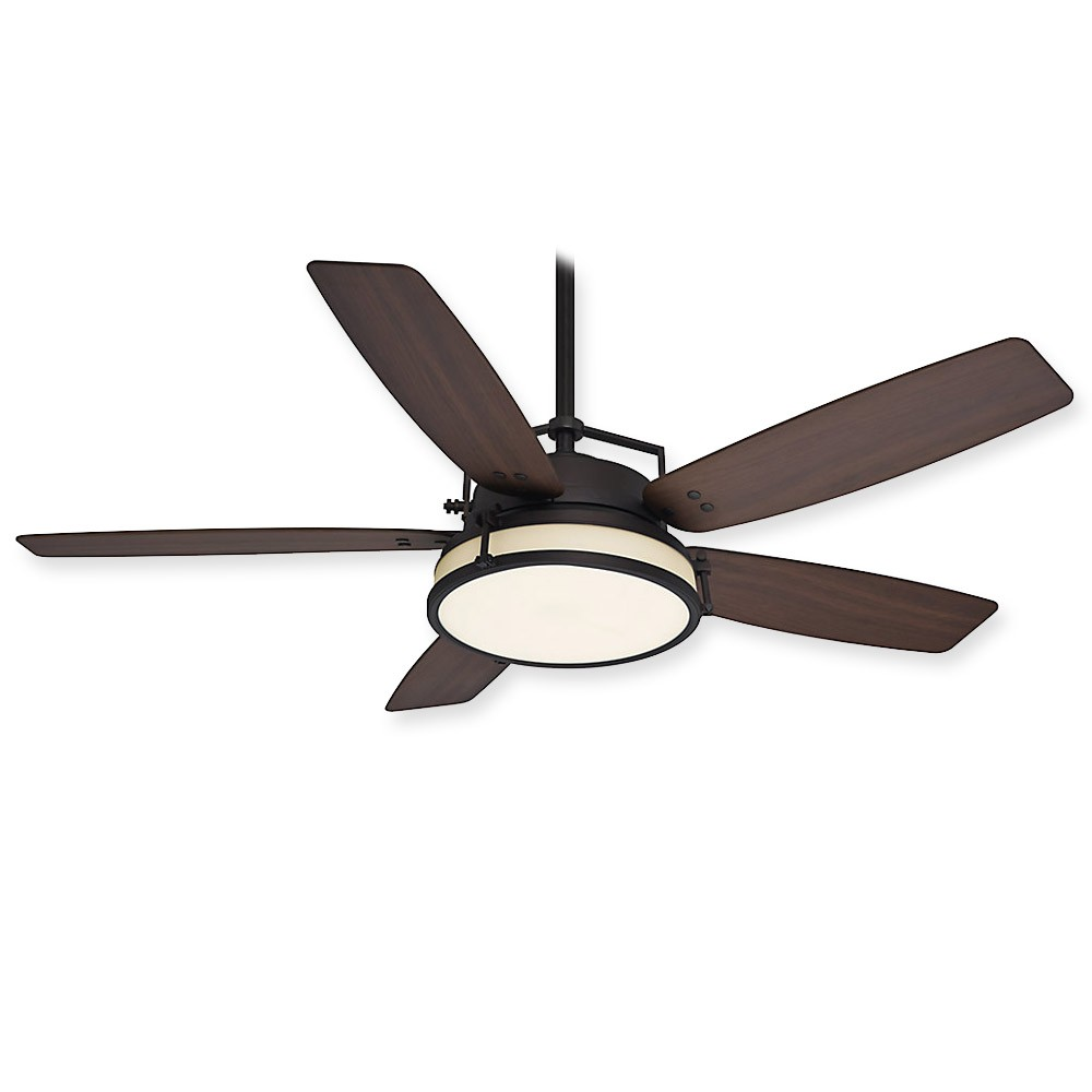 "... Caneel Bay 59114 56"" Outdoor/Indoor Ceiling Fan - Maiden Bronze Finish"