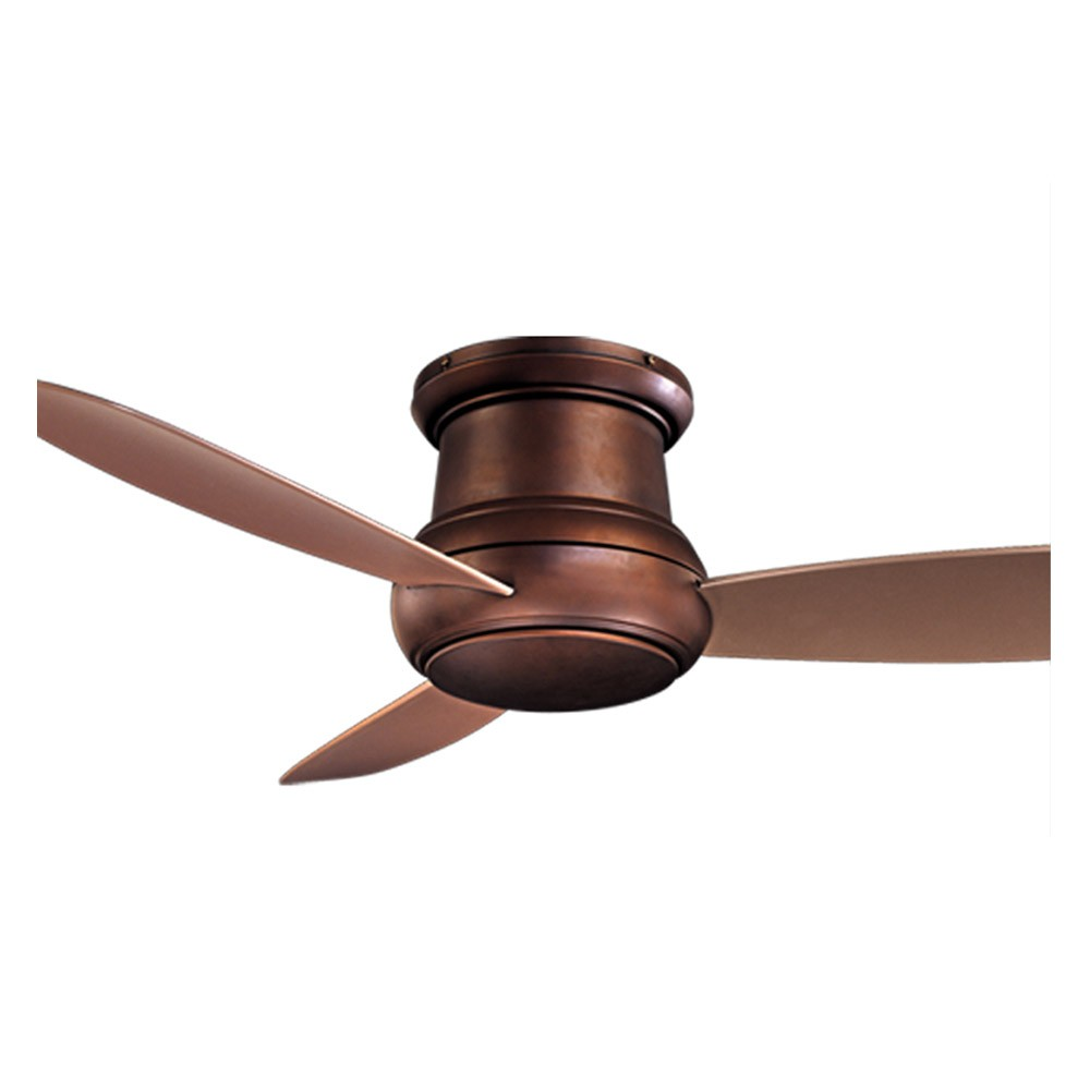 Concept Ii Wet Ceiling Fan By Minka Aire F519 Orb Oil
