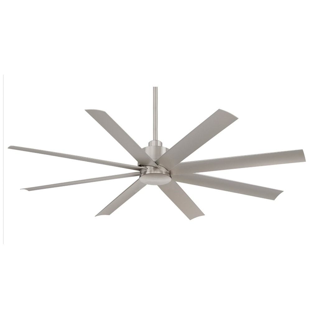minka aire slipstream ceiling fan 65 inch fan with eight. Black Bedroom Furniture Sets. Home Design Ideas