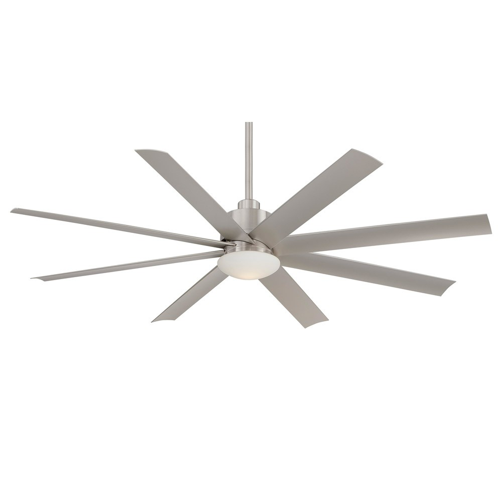 Minka Aire Slipstream Ceiling Fan - 65 Inch Fan with Eight Blades F888 ...