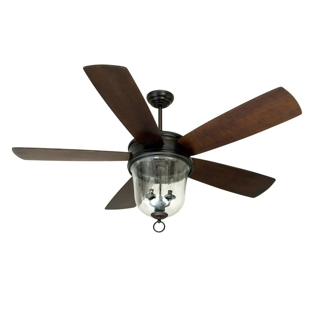 Craftmade Ceiling Fans : Fredericksburg indoor outdoor craftmade ceiling fan