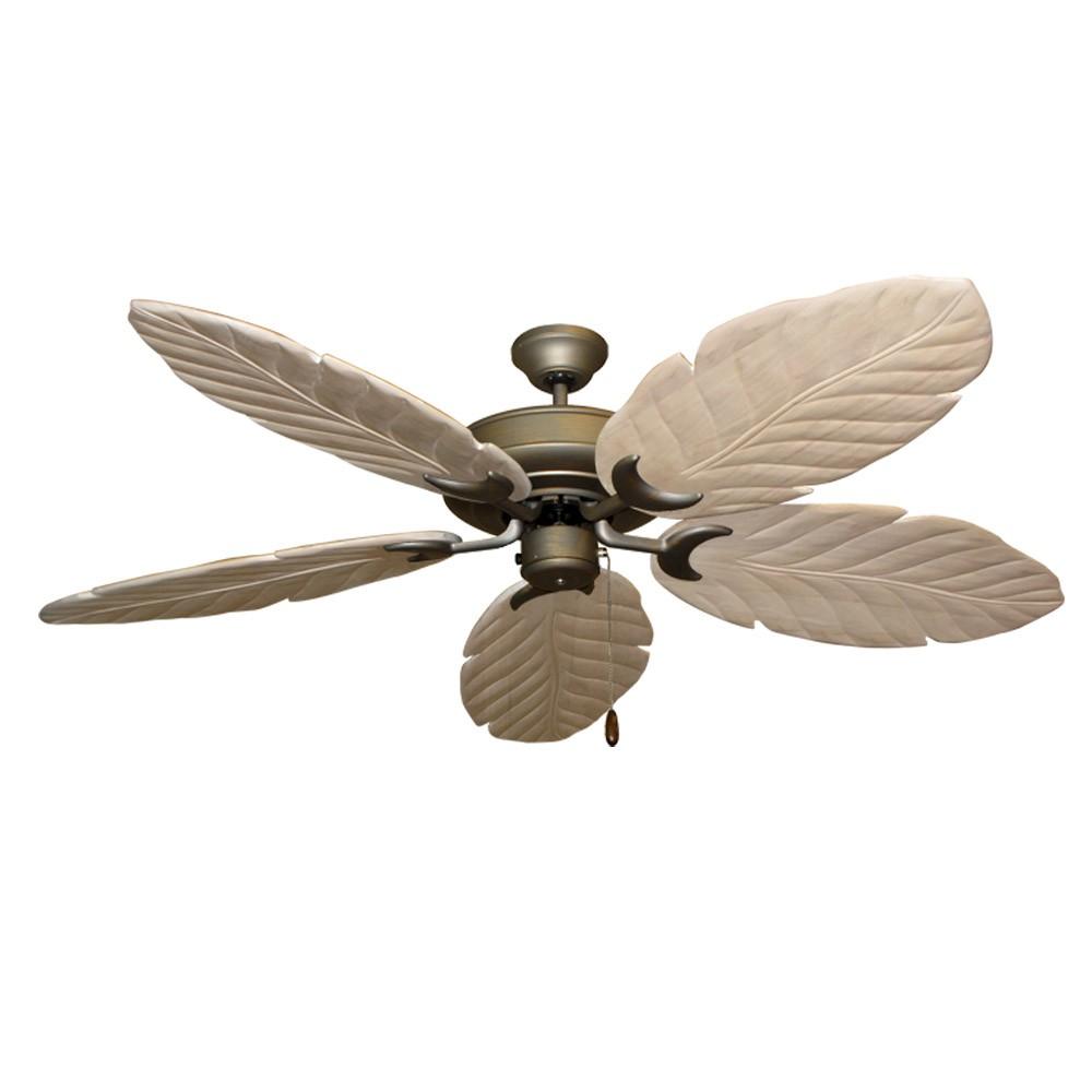 Raindance Antique Bronze 125 Series Ceiling Fan Real
