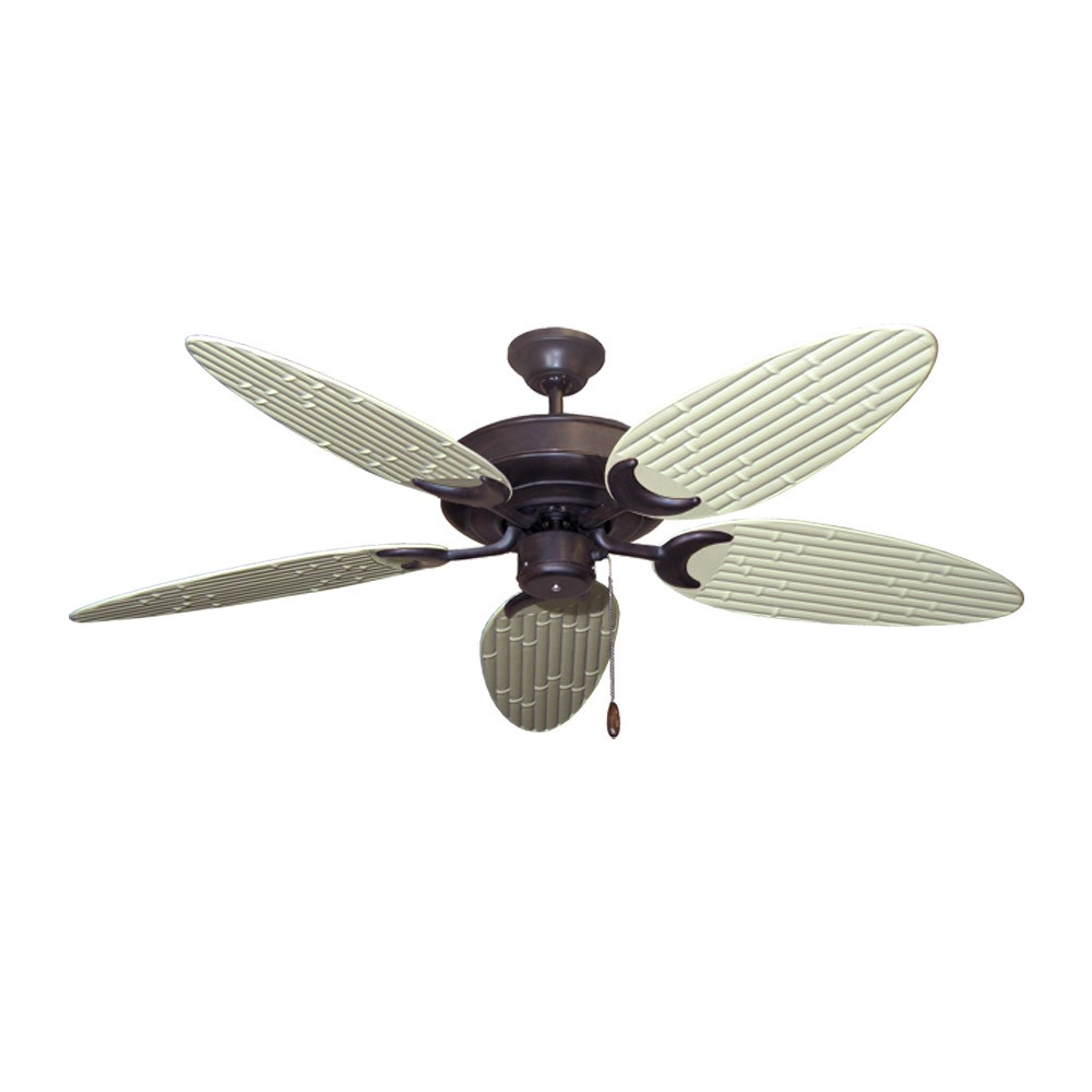 bamboo ceiling fan oil rubbed bronze customize with 12. Black Bedroom Furniture Sets. Home Design Ideas