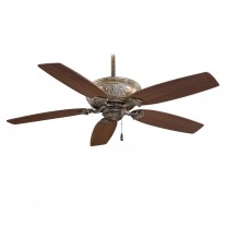 Classica 54 Inch Ceiling Fan by Minka Aire Fans - F659-FB French Beige Finish