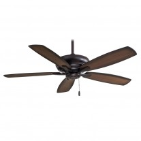 "Kola 52"" Ceiling Fan F688-KA by Minka Aire Fans - Kocoa Finish"