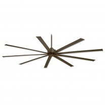 """Minka Aire Xtreme 88"""" Ceiling Fan - F887-88-ORB - Oil Rubbed Bronze - 6 Speed DC Motor"""