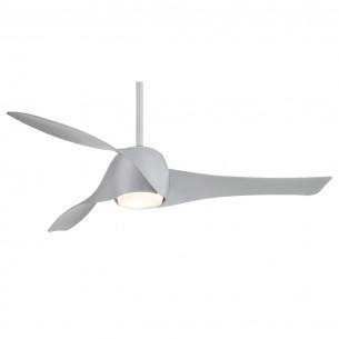Minka Aire Artemis Ceiling Fan - Silver