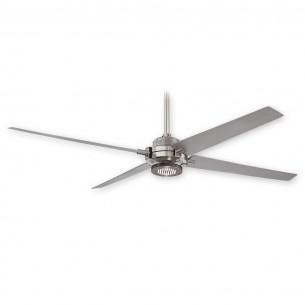 Spectre Ceiling Fan by Minka Aire - F726-BN/SL