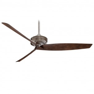 Gilera Ceiling Fan by Minka Aire - F733-BS/BN