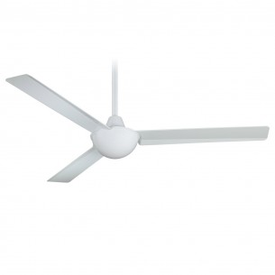 "Kewl 52"" Ceiling Fan by Minka Aire - F833-WH White"