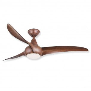 Light Wave Ceiling Fan by Minka Aire, F844-DK