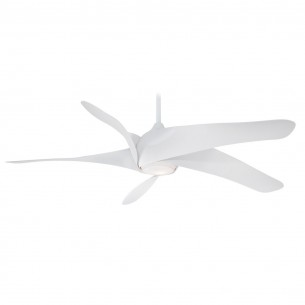 Artemis XL5 Ceiling Fan by Minka Aire - F905-WH
