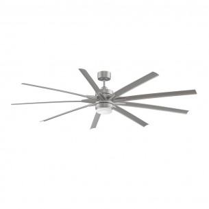 Fanimation Odyn Ceiling Fan FPD8149BNWBN - Brushed Nickel