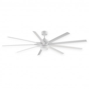 Fanimation Odyn Ceiling Fan FPD8149MWW - Matte White