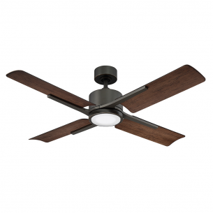 Modern Forms Cervantes Ceiling Fan FR-W1806-56L-OB/DW - w/ LED Light