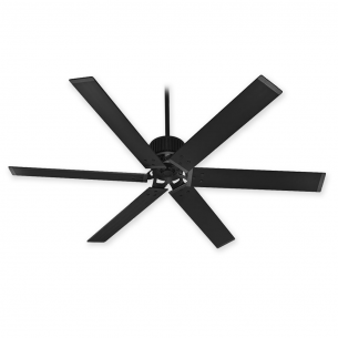 Hunter HFC-72 Ceiling Fan - Model 59136 - Matte Black