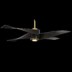 Minka Aire Artemis IV Ceiling Fan - F903L-SBR/MBK