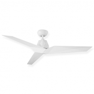 "60"" Vortex Ceiling Fan by Modern Forms - Gloss White - FR-W1810-60-GW"