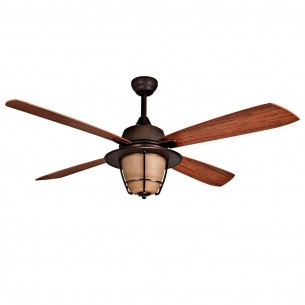 Craftmade Morrow Bay Ceiling Fan MR56ESP4C1 - Espresso