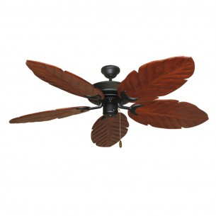 125 Series Raindance Matte Black - Cherry Leaf Blades