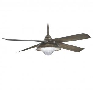 Minka Aire Shade F683L-HBZ - Heirloom Bronze