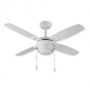 "42"" TroposAir Sprite Ceiling Fan - Pure White"