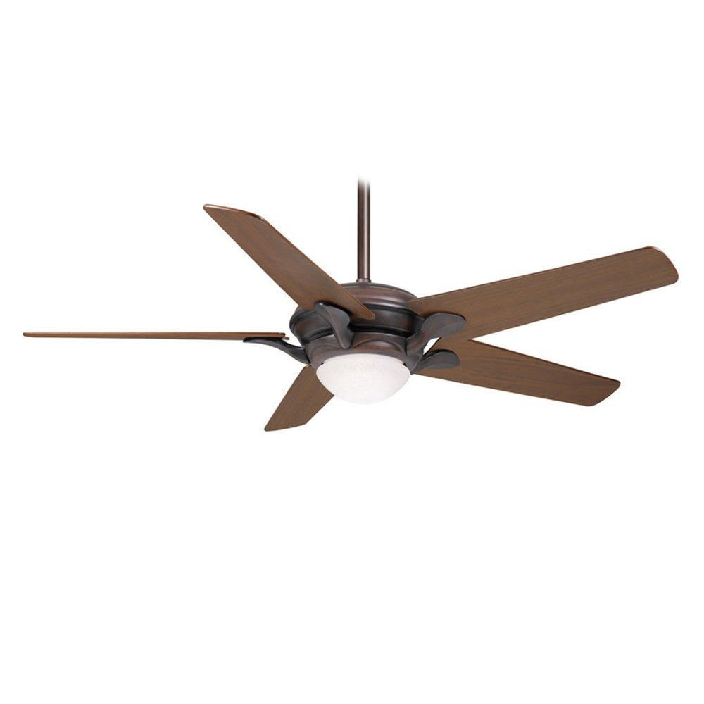 Bel air 38546z ceiling fan by casablanca fans brushed for Casablanca dc motor ceiling fans
