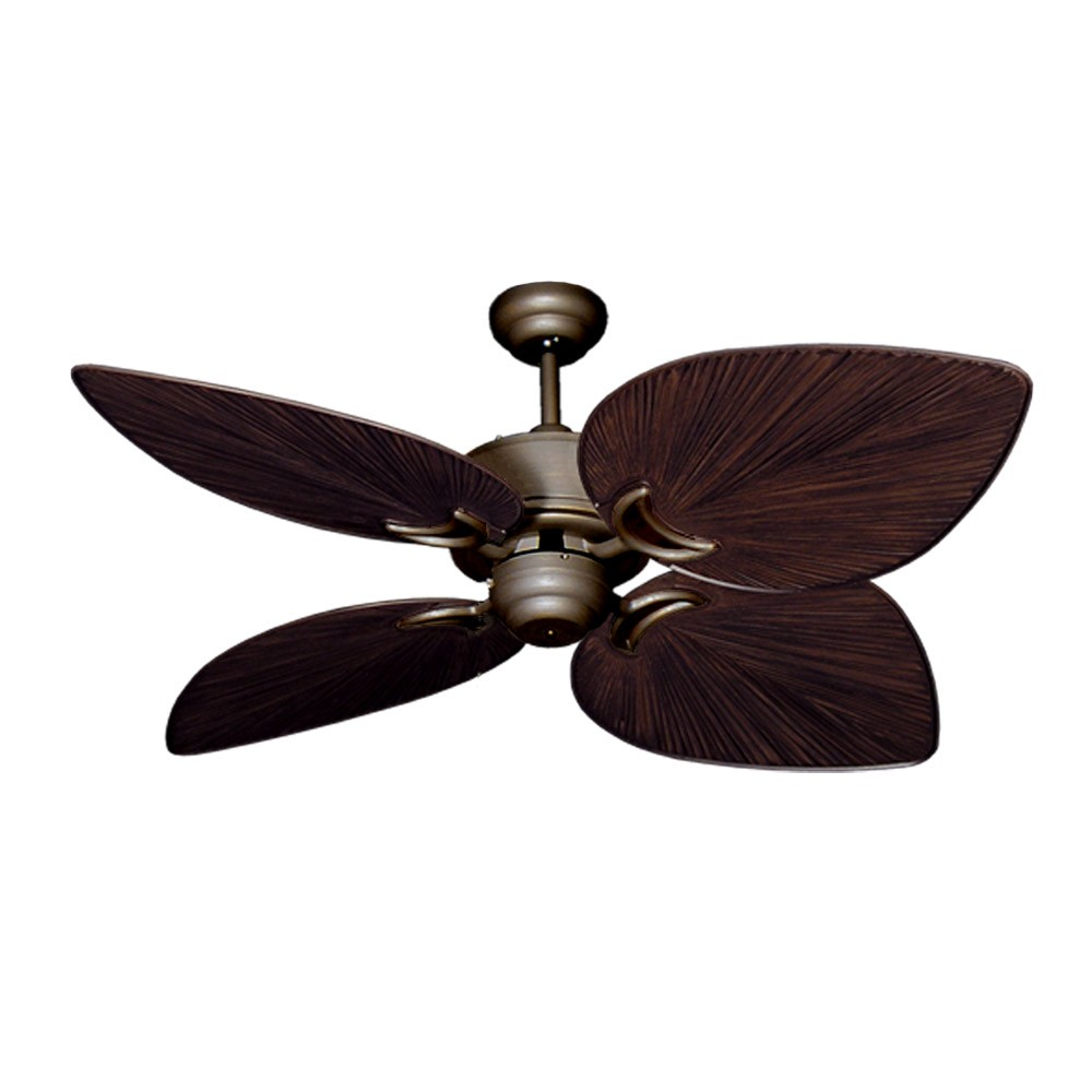 Outdoor tropical ceiling fan oil antique bronze bombay by gulf 50 bombay damp rated ceiling fan antique bronze oiled bronze blades aloadofball Gallery