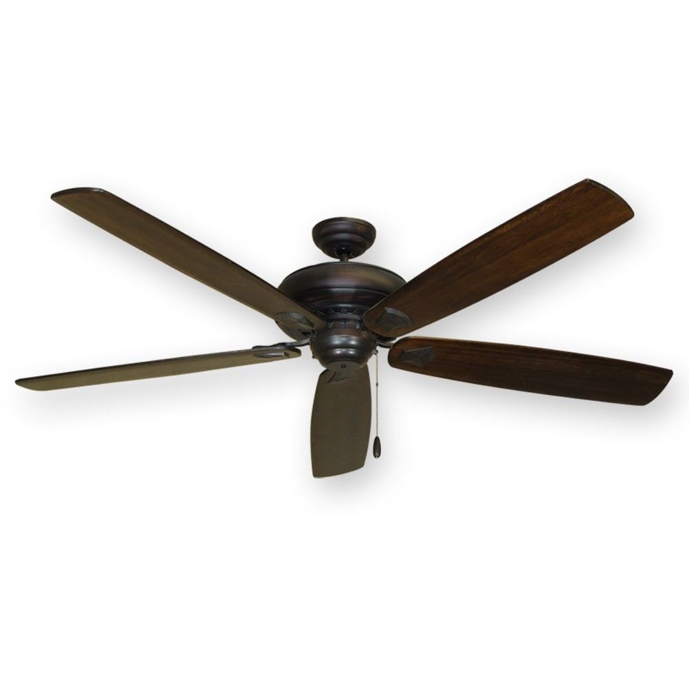 Outdoor Lights Gold Coast: Oil Rubbed Bronze 750 Series Tiara Ceiling Fan