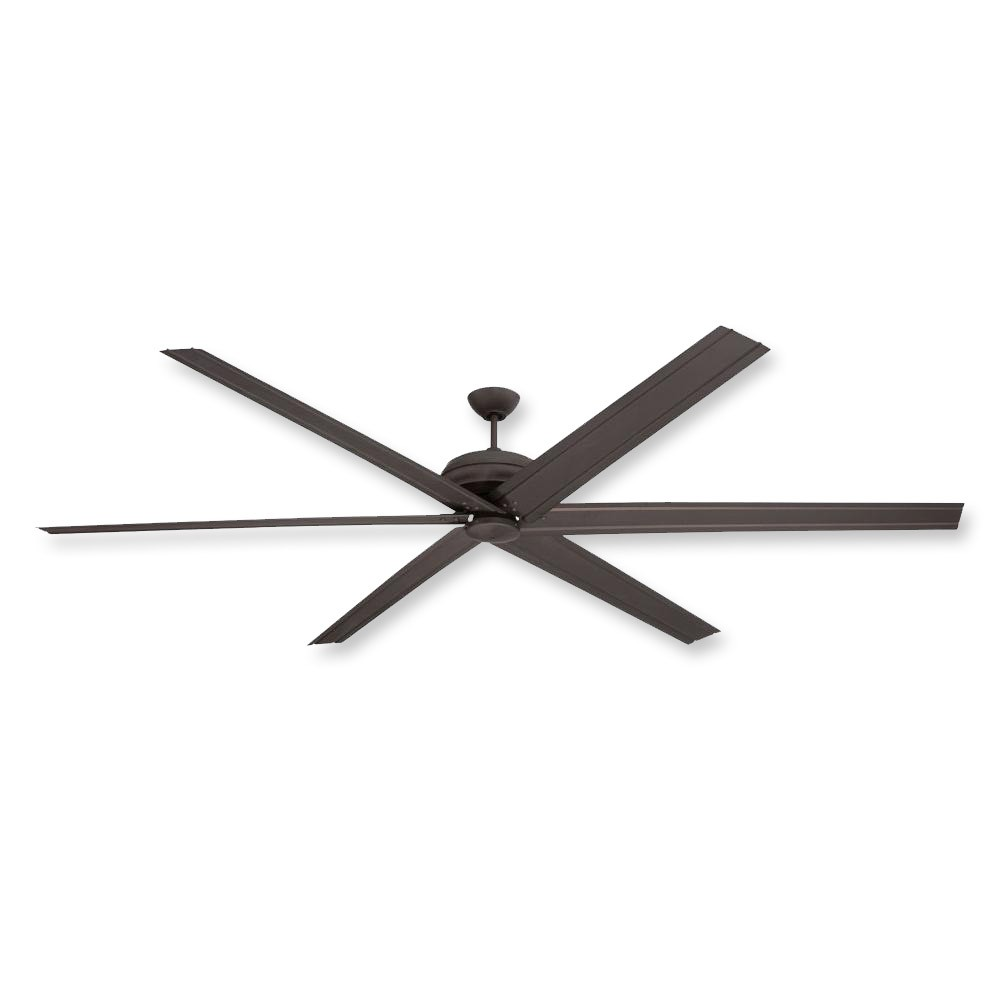 Craftmade Colossus 96 Ceiling Fan Espresso Col96esp6