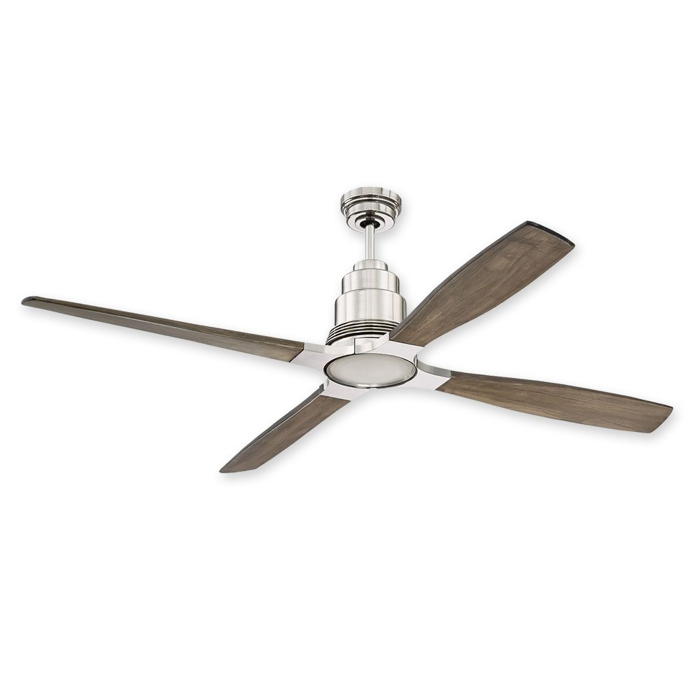 60 Quot Craftmade Ricasso Ceiling Fan Ric60pln Polished
