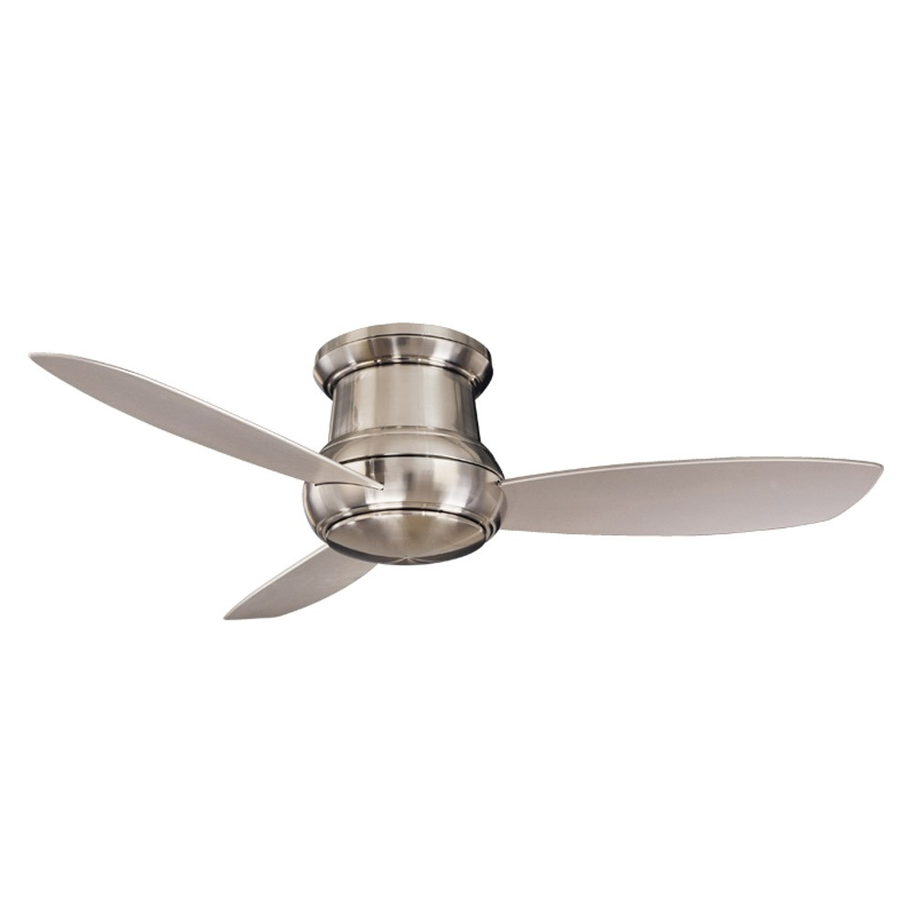 F474l Bnw Brushed Nickel Wet Concept Ii Ceiling Fan