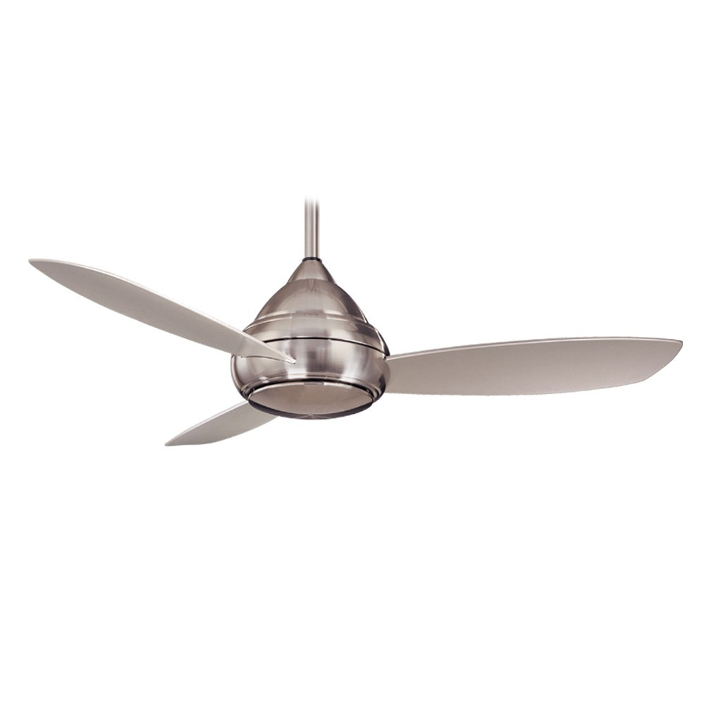 Concept I Ceiling Fan By Minka Aire Fans F517 Bn Brushed