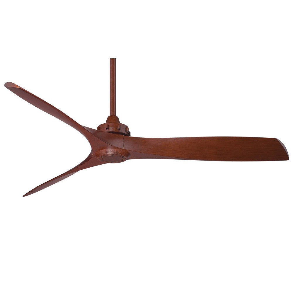 Minka aire aviation ceiling fan 60 inch fan with 3 propeller minka aire aviation rosewood f853 rw aloadofball Images