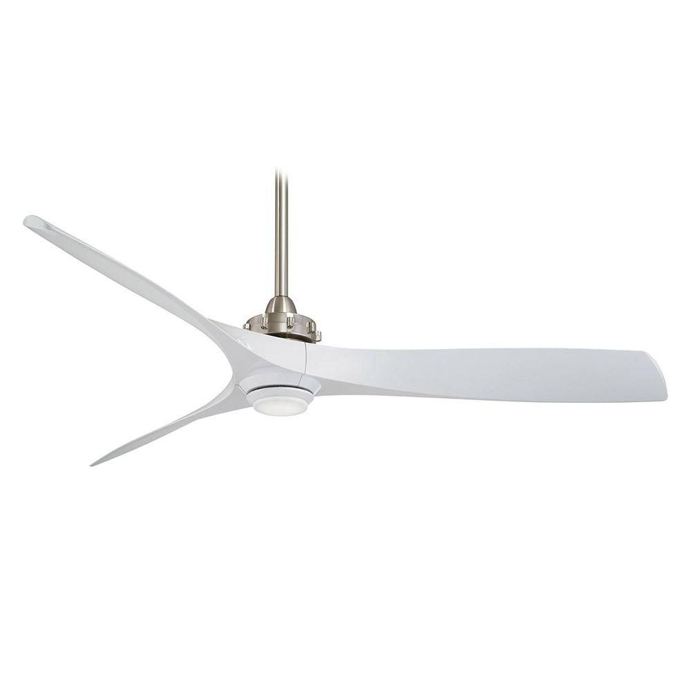 Minka Aire Aviation Ceiling Fan 60 Inch Fan W Led Light
