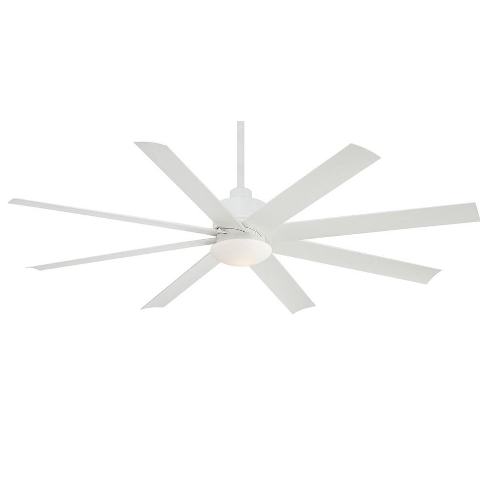 Minka Aire Slipstream Ceiling Fan 65 Inch Fan With Eight