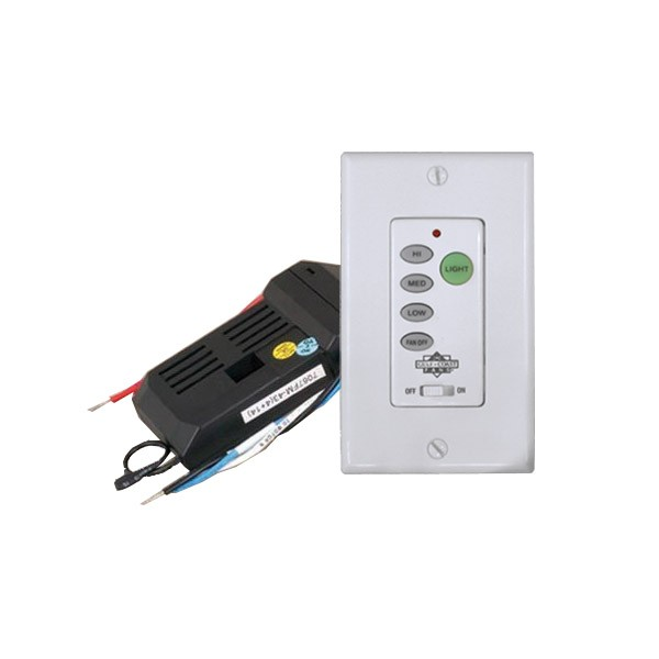 Universal In Wall Remote Control Kit For Pull Chain
