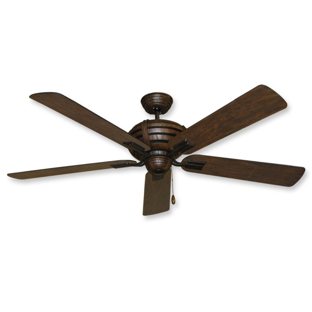 Gulf Coast Madeira 60 Inch Ceiling Fan